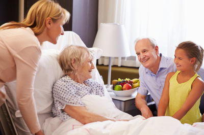 ELDERCARE: CHANGING THE DYNAMIC OF THE FAMILY VISIT