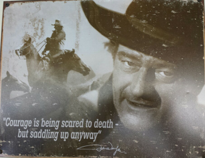 Researching John Wayne's Roots - Iowa