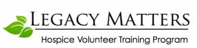 Hospice Volunteer Training Program
