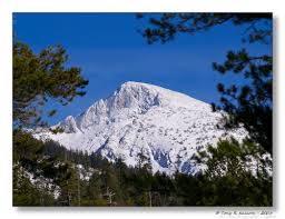 Googling Pyramid Peak