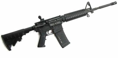 Guns Take A Toll