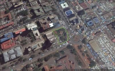 Virtual Trekking In Google Earth