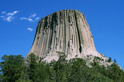 What's the Address of the Devil's Tower?
