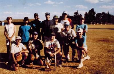 Softball Overseas Part II