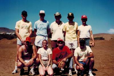 Softball Overseas Part I