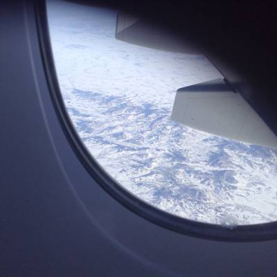 Siberia From The Air