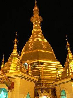 Overnight In Rangoon