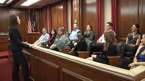 Lobbying To Be Jury Foreman