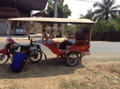 We Took the TukTuk