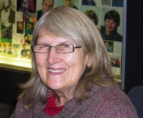 Judith at the Campbelltown Life Story Circle