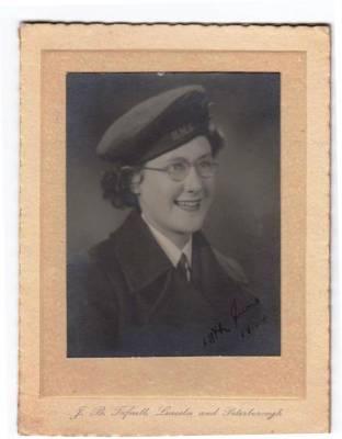 Margaret Crowe - My First Job