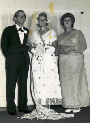 Judith and Steven's wedding