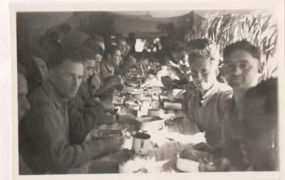 Christmas Dinner 1942
