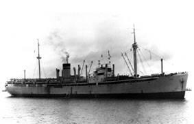 SS Goya 1949-1952.