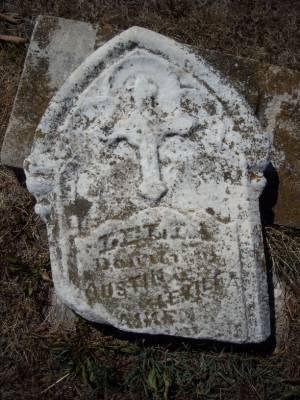 Mrs. A. E. Aikens (Eunice Levilla Peck Aikens)