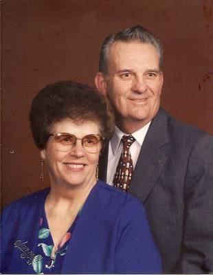 Garth & Harriet Hill