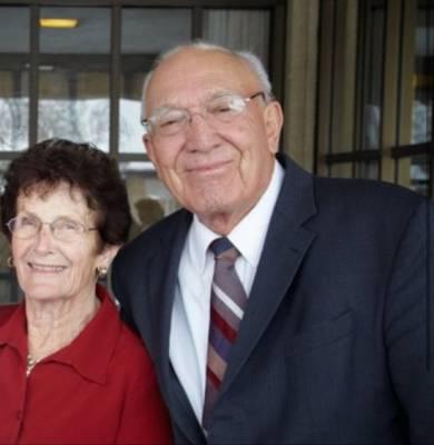 Leaun G. and Ella Rae Otten