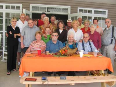 Mini Reunion - Class of 1959 - Catching Up