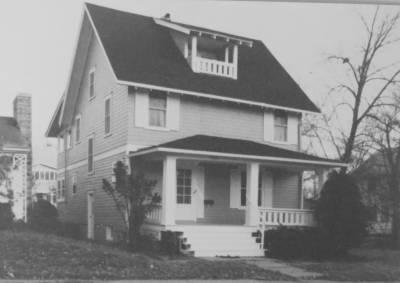Kansas University (KU) at Lawrence, Kansas 1959-1960